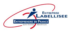 Entreprise labellisée Entreprendre en France